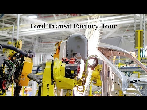 Ford Transit Factory Tour
