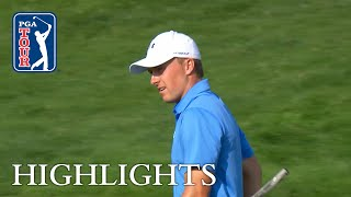 Jordan Spieth extended highlights | Round 1 | Travelers