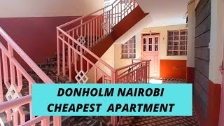 CHEAPEST APARTMENT TOUR| STUDIO APARTMENT TOUR 2020| (living in Nairobi,kenya) BEDSITTER