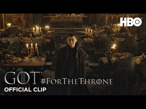 The North Remembers #ForTheThrone Clip  Game of Thrones  Season 7