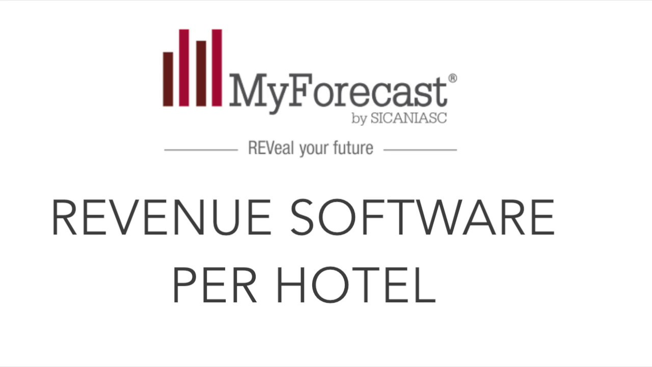 MyForecast, Revenue Software per Hotel - Dicono di noi