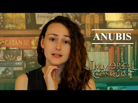 Anubis, God of the Dead || Egyptian Mythology in Immortal Conquest