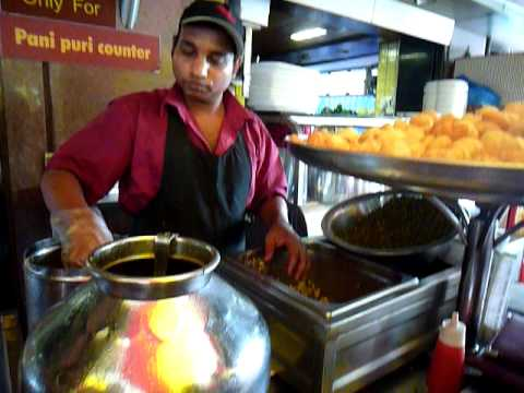 Pani Puri Bandra Mumbai India Youtube