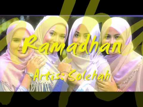 Solehah - Ramadhan  Official Music )