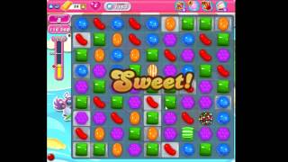 Candy Crush Saga Level 1163 No Boosters