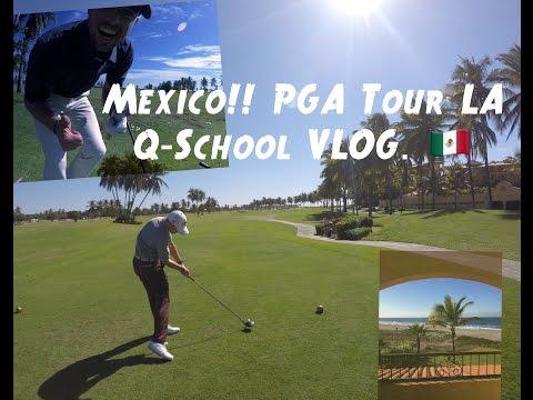 Traveling to Mexico for PGA TOUR LA Q-School | VLOG 4