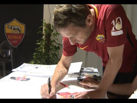 Francesco Totti: Draw My Life