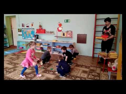 Владимирова Т И  открытое занятие по ФЭМП средняя группа