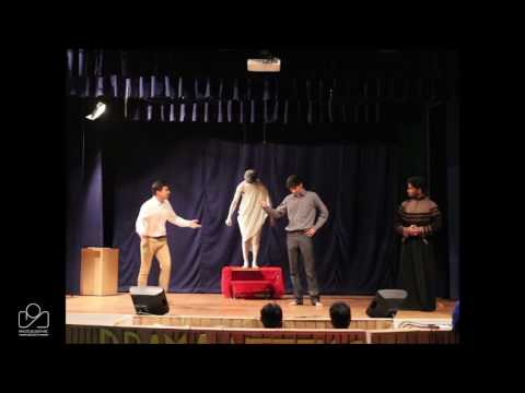 STATUE OF DISGRACE-A Stage Play