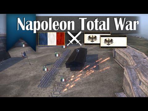 Rockets Red Glare  - Napoleon Total War (1v2 Online Siege Battle #17)