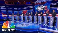 Health Care For Undocumented Immigrants: Where The Candidates Stand | NBC News