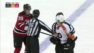 Kalinin hurt behind play, it doesn't sit well with Devils