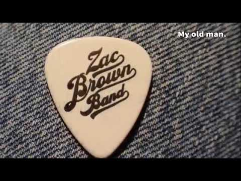Zac Brown BandMy Old ManLyrics