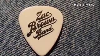 Zac Brown Band-My Old Man-Lyrics