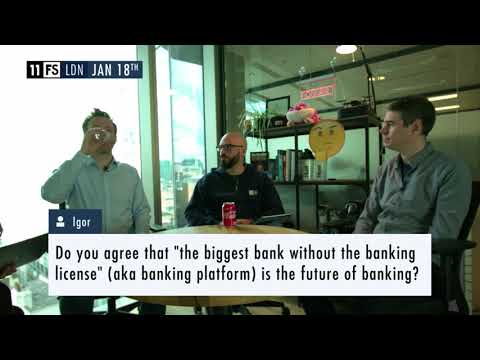 FIN On Air: Is 'the biggest bank without a banking license' the future of banking?