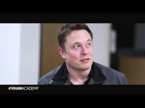 Elon Musk on Education