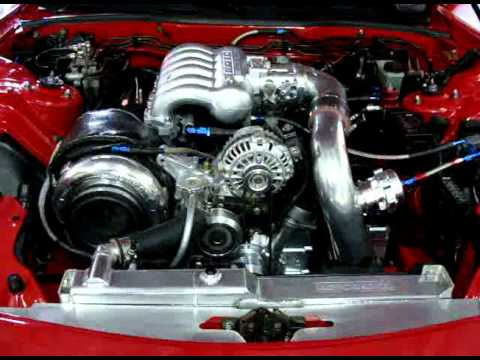 Banzai Racing 3 Rotor 20B Engine Bay Dyno