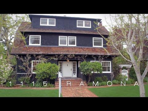Dreyfus Sotheby's presents 1115 Ramona St Palo Alto, CA