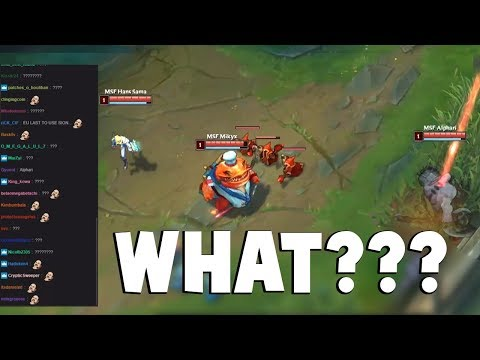 EPIC LVL 1 SION STRATEGY in LCS Will Make You Laugh...     Funny LoL Series #267