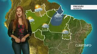 Previsão Norte - Chuva não dá trégua