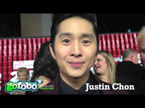 21 and Over Los Angeles Premiere - Justin Chon (Jeff Chang)