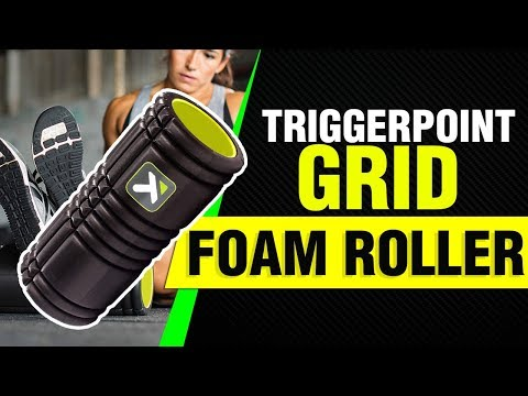 TriggerPoint GRID Foam Roller (13-inch) Video Review