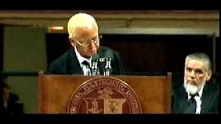 "Nikki Giovanni: ""We Are Virginia Tech!"""