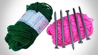 উলের সুতা দিয়ে চমৎকার পাপুস তৈরি করা শিখুন | Best Out Of Woolen Thread