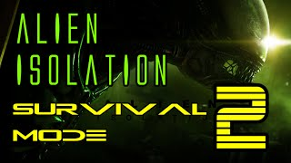 Alien Isolation: Survivor Mode [1080p HD Max Settings] PC Gameplay en ESPAÑOL