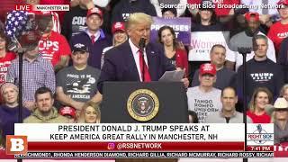 President Trump Brings Back 'The Snake' Poem
