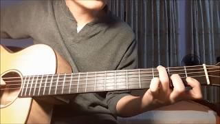 [ Đức Phúc] Năm ấy | Guitar cover ( Hợp âm/Beat dưới mô tả )