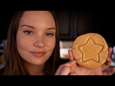 ASMR Squid Game Cookie Challenge (+Cooking!)