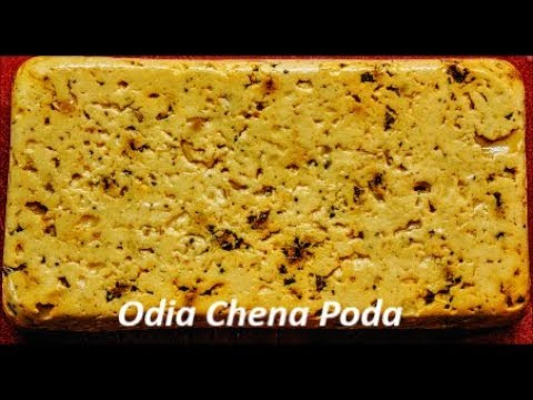Chena Poda – The Indian Cheese Cake
