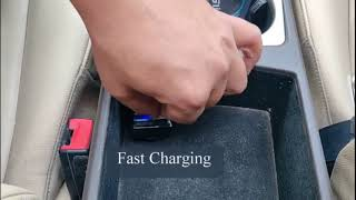 Car GPS Charger | Hidden GPS Tracker with Live Audio | Internal Mic