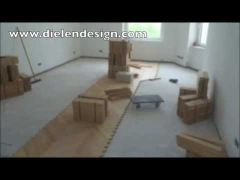 How to lay a wooden floor parquet installation youtube how to lay a wooden floor parquet installation solutioingenieria Gallery