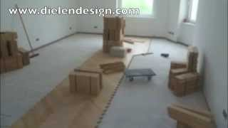 How To Lay A Wooden Floor, Parquet Installation
