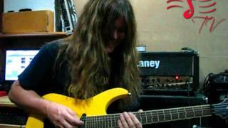 Mattias Eklundh - Guitar Lesson - Break It Down