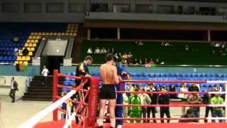Afghan Kickbox Team (Kiev 2011-Ajmal World Chempion - Afghanistan vs Moldova)
