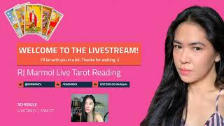20 August 2020 - 7PM ET - FREE LIVE TAROT READING with RJ Marmol