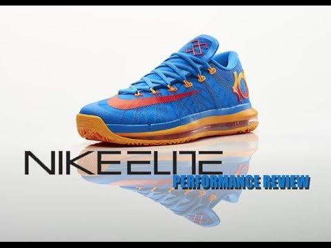 b9748a16b0ea Nike KD VI Elite Performance Review - YouTube