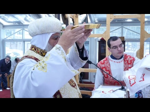 The Holy liturgy From St John The Beloved Monastery PA USA Mar 25th 2018