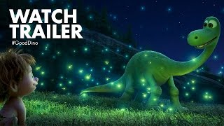 The Good Dinosaur - Official US Trailer thumbnail