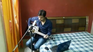 TERI GALIYAN//GUITAR COVER WITH CHORDS// FROM THE FILM EK THA VILLIAN