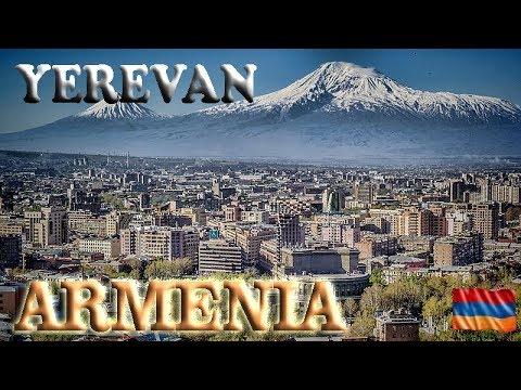 Armenia, Yerevan City - To the Caspian Sea ep 32 -Travel video vlog calatorii tourism