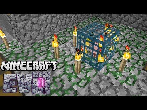 DUNGEON SEARCHING! - Minecraft Evolution #12