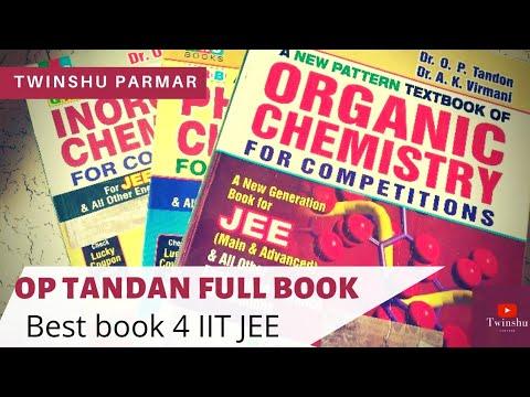 Op Tandon Organic Chemistry Pdf