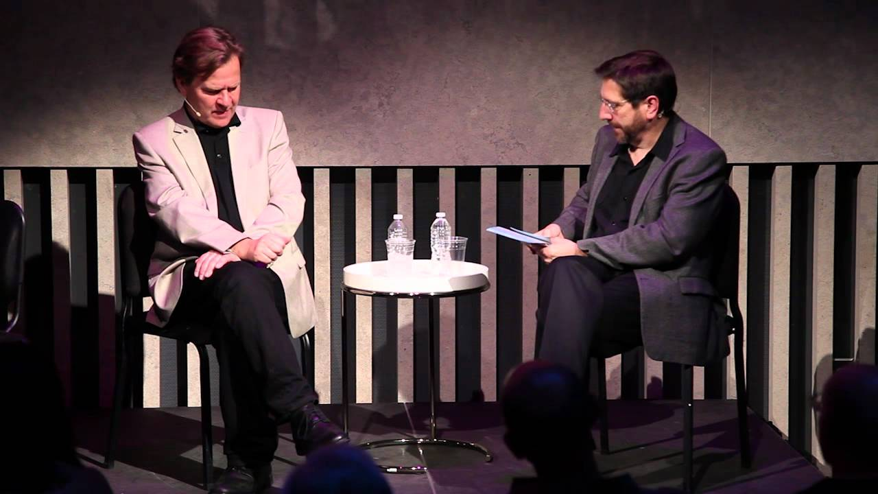 Offstage with Magnus Lindberg: Role as Composer in Residence (4 of 8)