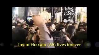 Sibtain Shah - Hussain Zindabad - Khuda Ke Ishq Main Sab Kuch Luta Diya Tu Ne (English Subtitles)