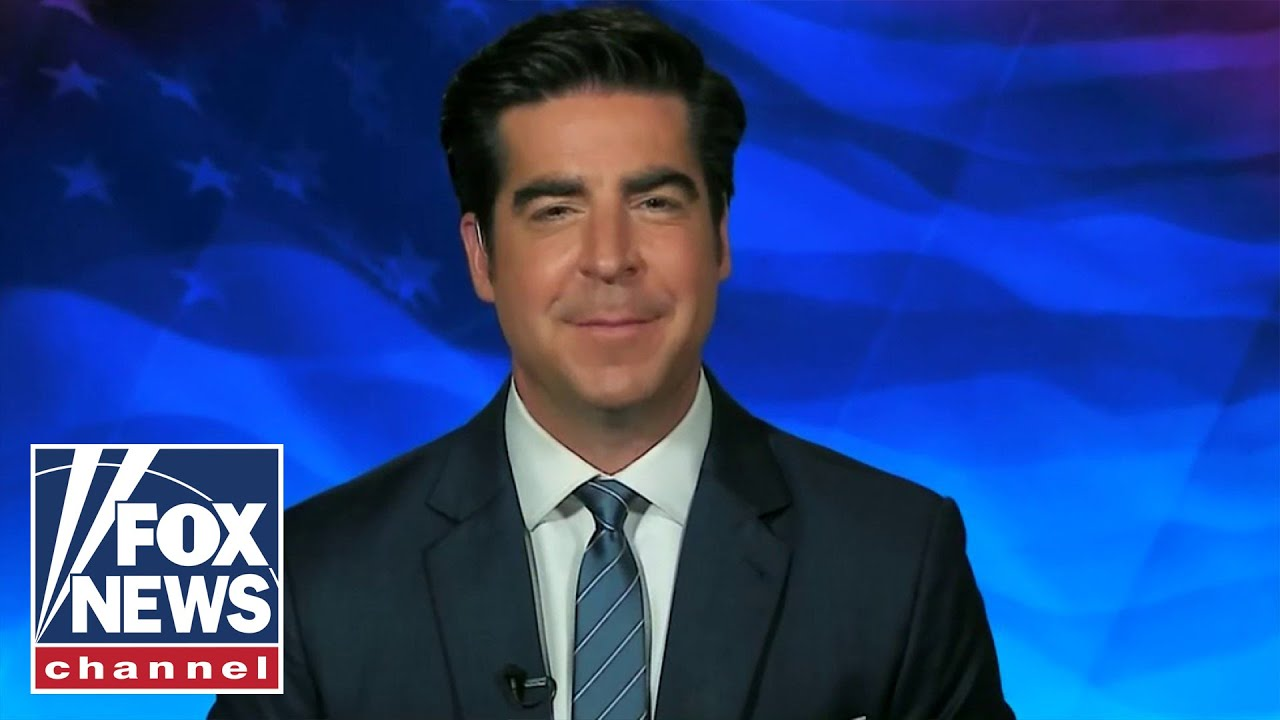 Jesse Watters: Biden isn't even fighting for votes