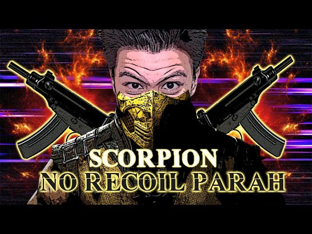 SENJATA BARU SCORPION PENGGANTI M4 GA ADA RECOIL !!!